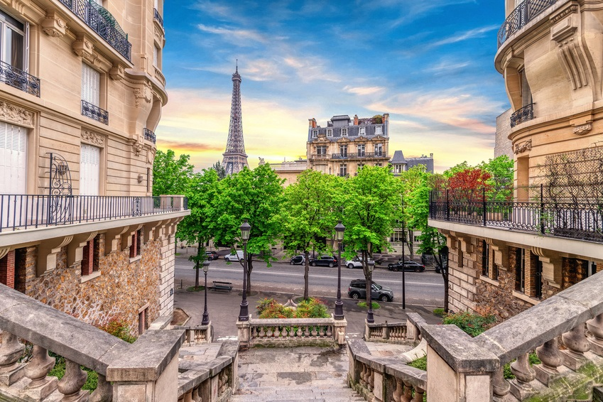 Paris immobilier