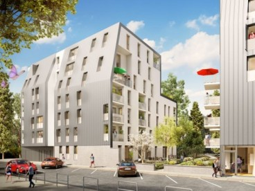 Programme neuf Tourcoing appartement