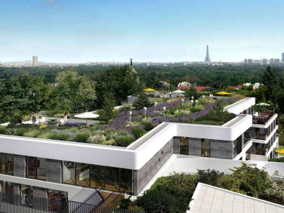 Immobilier neuf Saint-Cloud