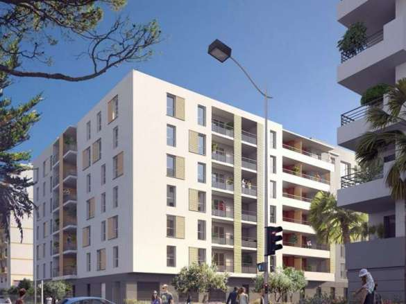 Immobilier neuf Nice