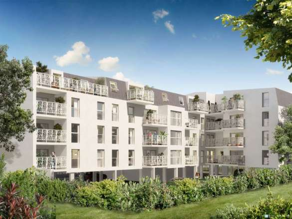 Immobilier neuf Sarcelles
