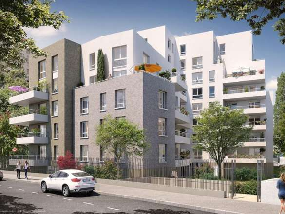 Programme immobilier Colombes