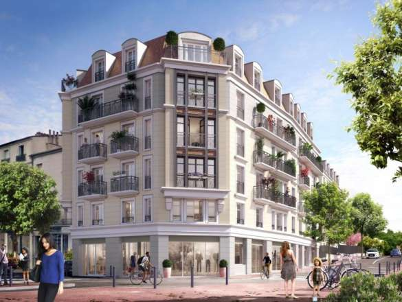 Immobilier neuf Clamart